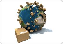 przesyłki międzynarodowe